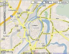 Hansestadt Lübeck Google Maps