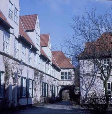 Füchtingshof Traufenhausreihe